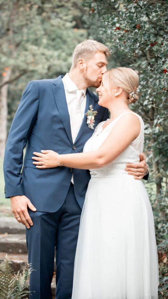 Brautpaar Real Bride